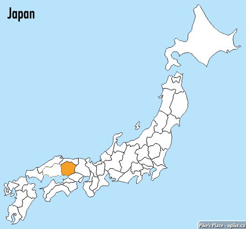 Okayama Japan Map.People By City In Okayama Prefecture Images Videos Citiestips Com