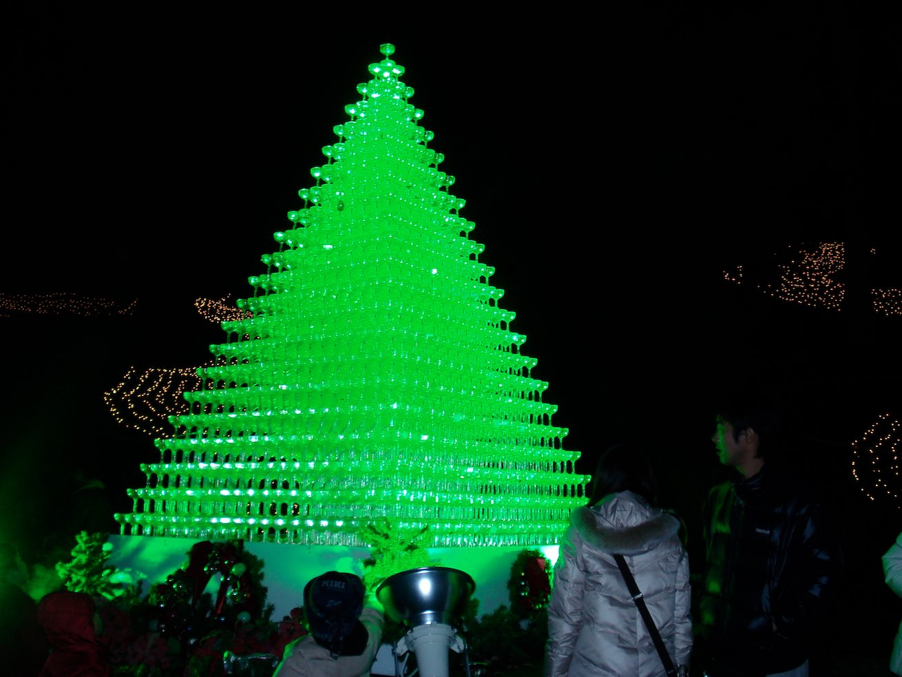 Bihoku Park Illumination 2006