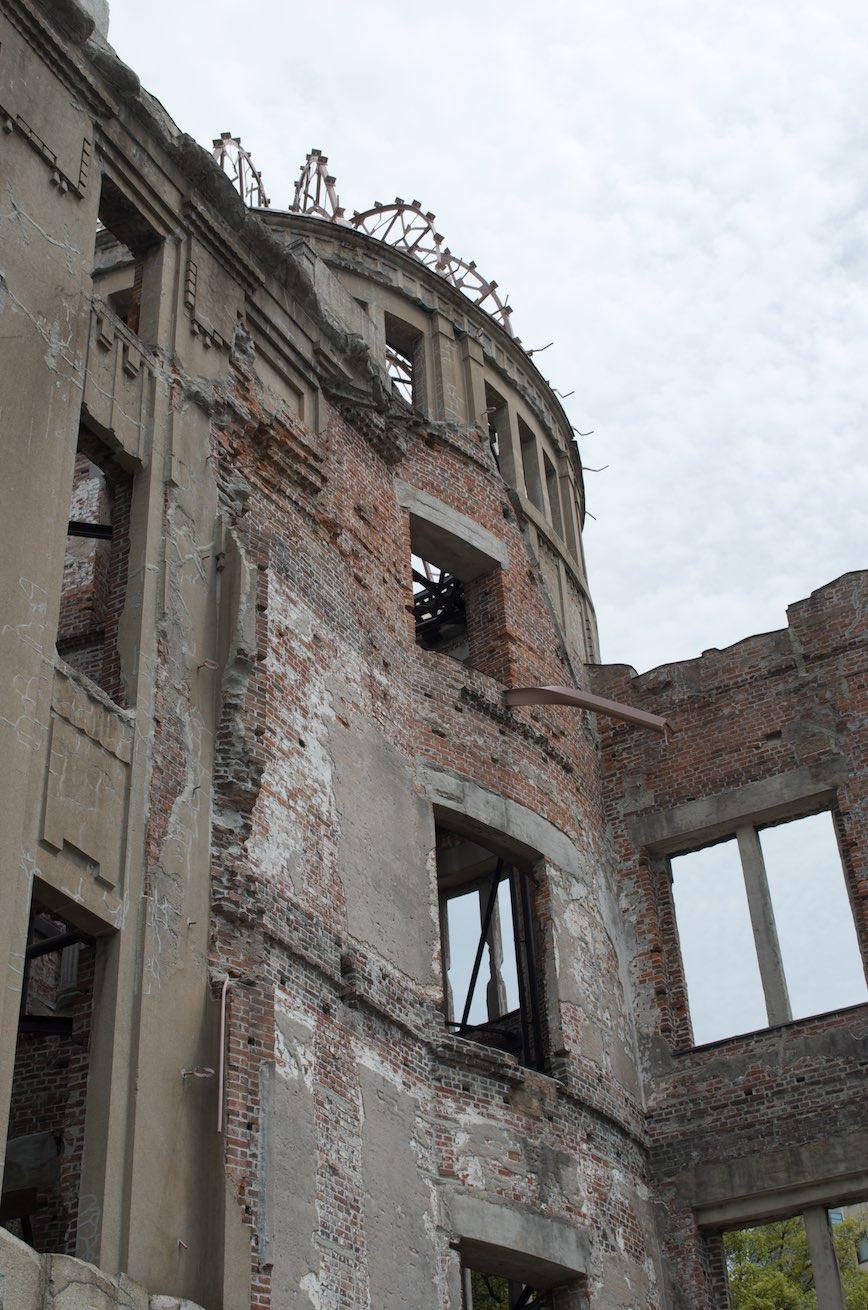 Hiroshima Atomic Bomb Dome  Next Stop, Japan