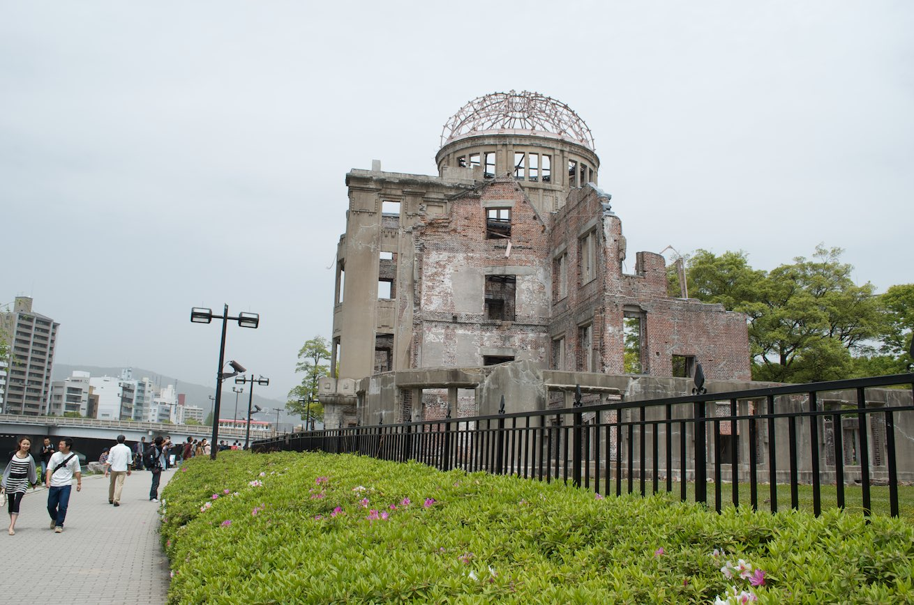 a history of atomic bomb in hiroshima japan The united states becomes the first and only nation to use atomic weaponry during wartime when it drops an atomic bomb on the japanese city of hiroshima.