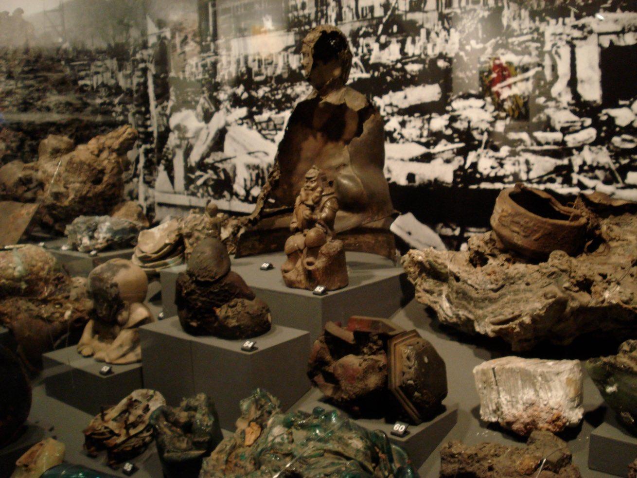 Hiroshima Peace Memorial Museum Next Stop Japan