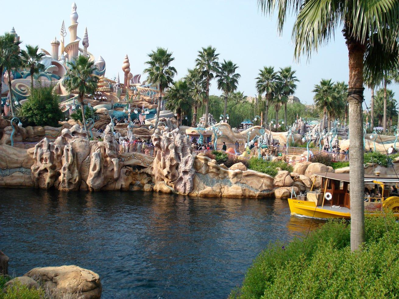 Tokyo Disneysea Next Stop Japan