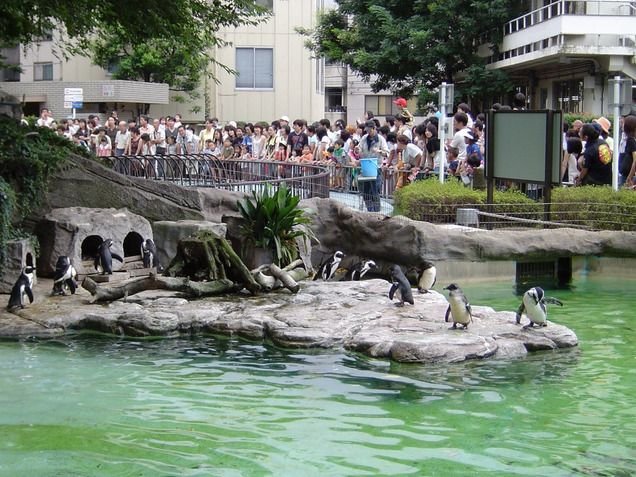 Ueno Zoological Gardens