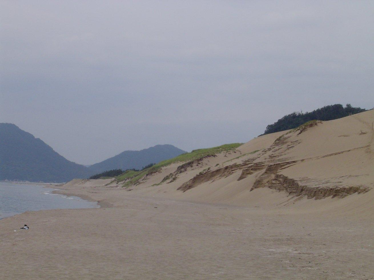 Tottori Sand Dunes  Next Stop, Japan