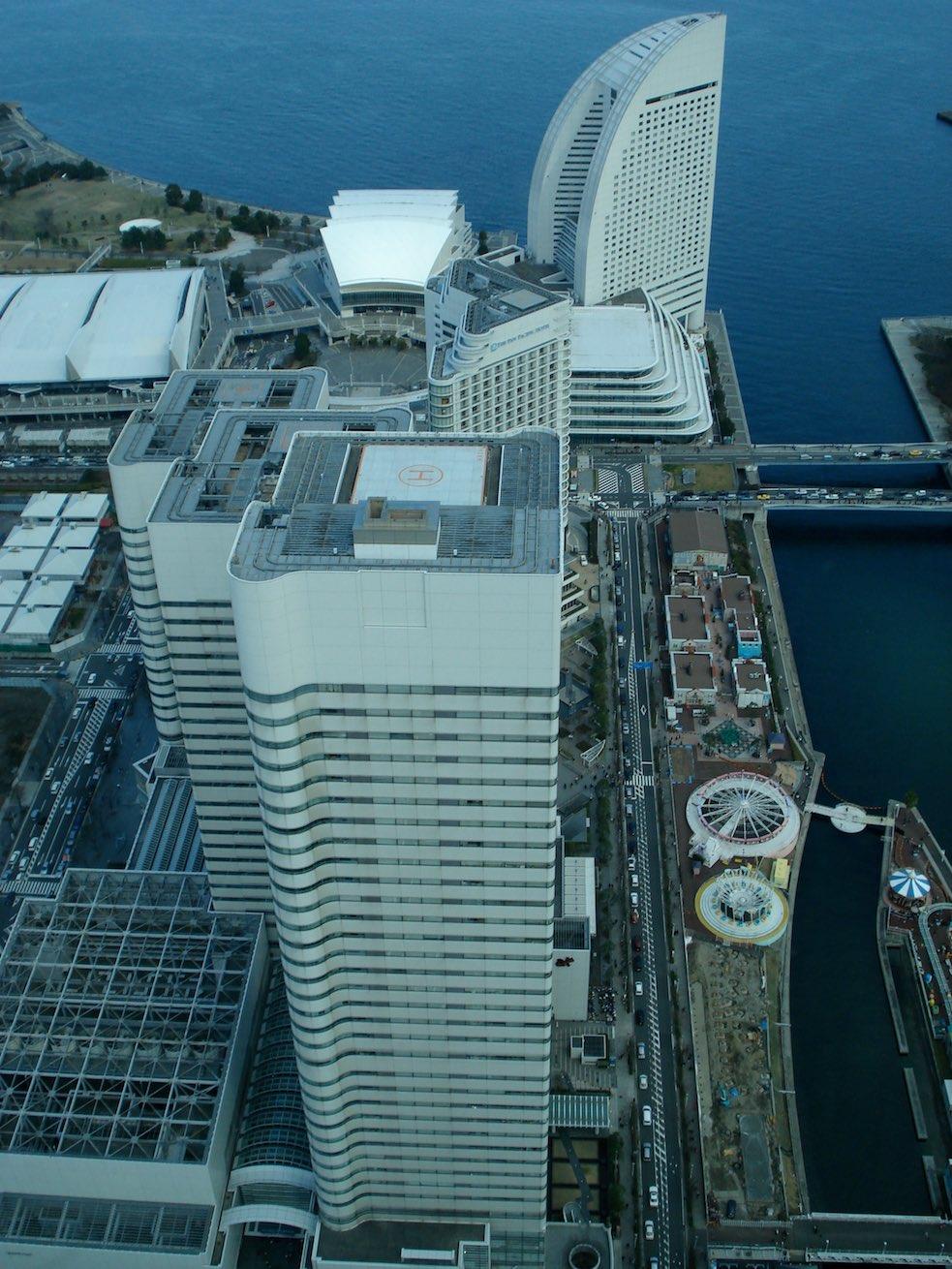 Yokohama Landmark Tower | Next Stop, Japan