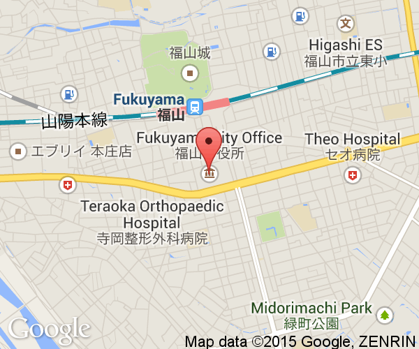 Fukuyama City Next Stop Japan